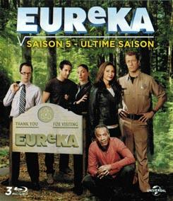 Eureka - saison 5