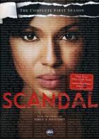 Scandal - saison 1